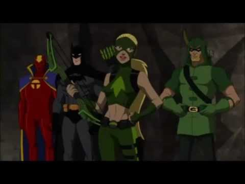 Young Justice Indestructible amv