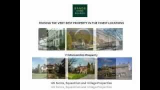 UK Fams, Equestrian and Smallholding property for sale - from UK Farm Property Search Agents