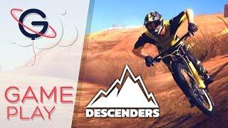 DESCENDERS - Descente extrême dans les Canyons !