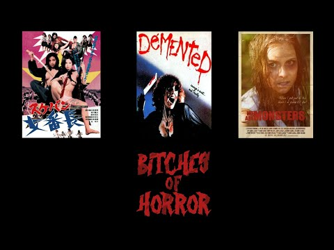 "Bitches of Horror - Episode 26 ""Rape/Revenge Special"""