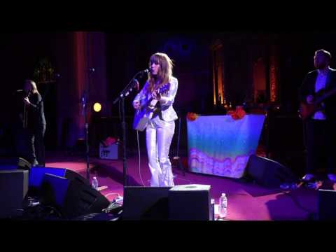 Jenny Lewis at The Cathedral Sanctuary at Immanuel Presbyterian on January 28, 2016