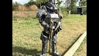 Combat City Airsoft FALLOUT 4 Power Armor vs ALL PLAYERS