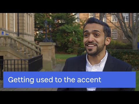 Accent - Cultural transitions