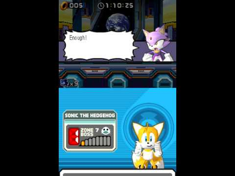 Nintendo DS Longplay [046] Sonic Rush