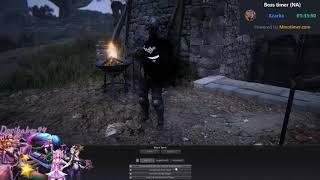 Questline to 50 and Stream Testing Hi