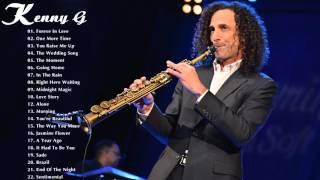 Kenny G Greatest Hits | The Best Of Kenny G | Best Instrument Music.