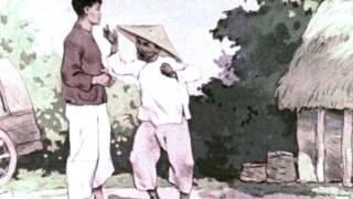 Вьетнамская народная сказка Гора смешливая, справедливая