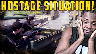 THE FIRST EVER H1Z1 HOSTAGE SITUATION! - H1Z1 King Of The Kill Fives | H1Z1 KOTK Fives #6