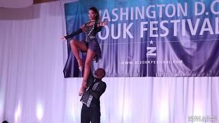 Zouk Performance: Carlos & Fernanda