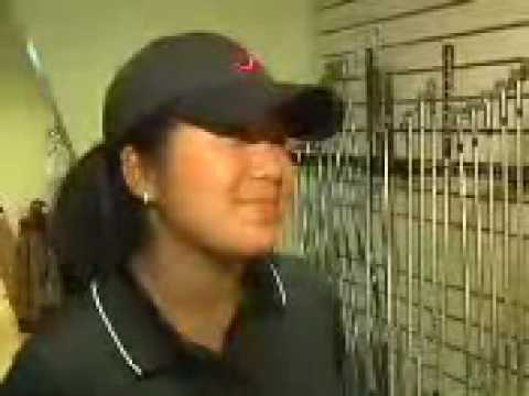 051 Jenny Suh, 2 time NCAA All American, Low Res