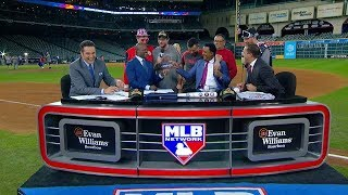 MLB Tonight: Nats join the show