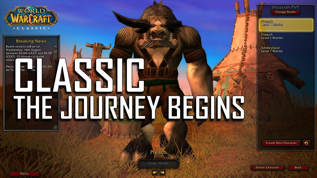 Classic WoW - Ui - Weddings - BfA and Everything Else