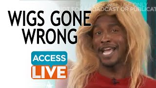 Access Daily: Kiyah Wright on The Wigs Gone Wrong Episode