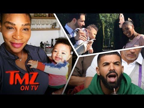 Drake Creepin' On His Ex | TMZ TV