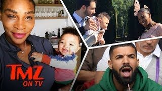 Drake Creepin' On His Ex | TMZ TV