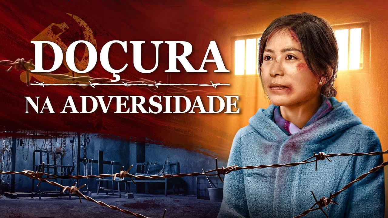 """""""Doçura na adversidade"""" Filme gospel completo dublado 2018 (Trailer)"""