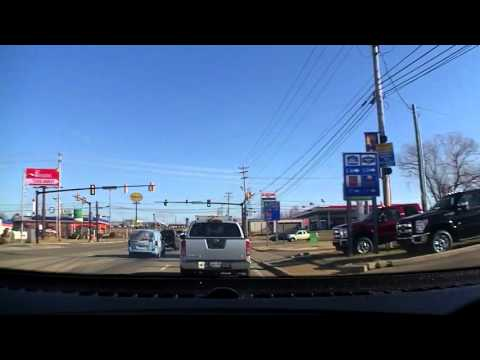 Dash Cam - Franklin, KY to Pigeon Forge, TN