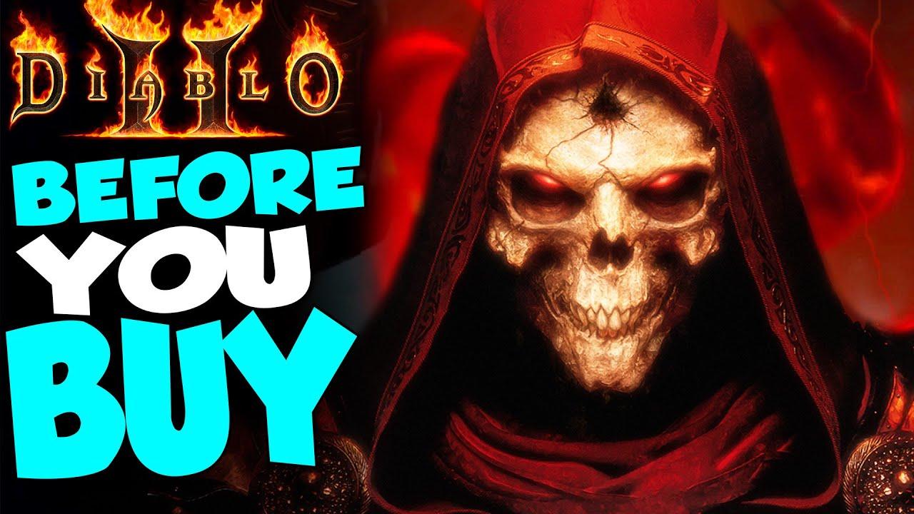 Diablo 2: Resurrected review in progress  beautiful, safe remaster