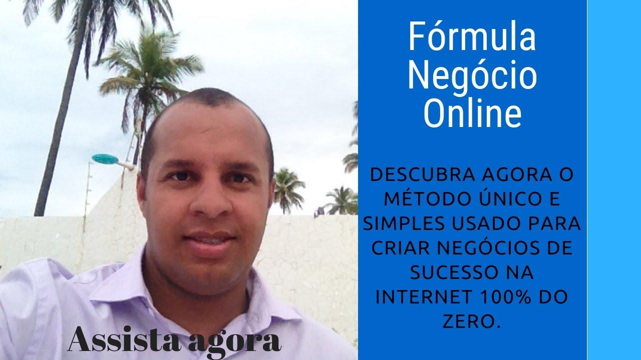 FORMULA NEGOCIO ONLINE GANHE DINHEIRO NA INTERNET