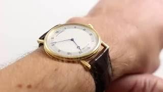Breguet Classique Ultra Thin 5157 Luxury Watch Review
