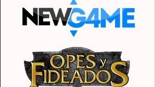 Opes & Fideados : Visita a NewGame Store