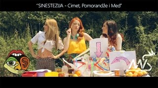 Sinestezija - Cimet, Pomorandže i Med (Official Music Video 2015)