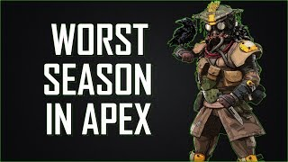 Worst Season In Apex Legends? (Season 1 vs Season 2)