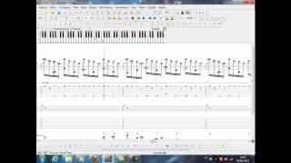 Wasurenaide - Kimikiss - TAB - PIANO - guitar pro - credits: SHILO