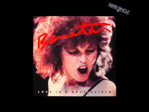 Pat Benatar - Love Is A Battlefield (Demo Version)
