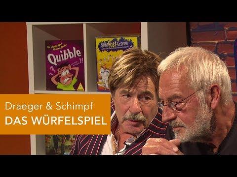 Das verflixte WÜRFELSPIEL mit Jörg Draeger & Björn Hergen Schimpf