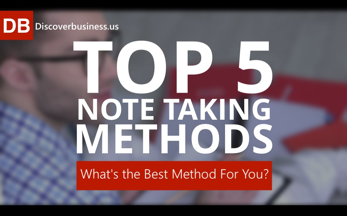 Image result for top 5 note taking strategies