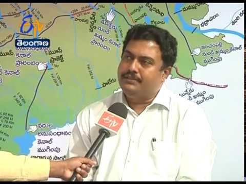 Godavari River Water Usage | Linking Rivers | Interview With Water Resources Ministry Adviser