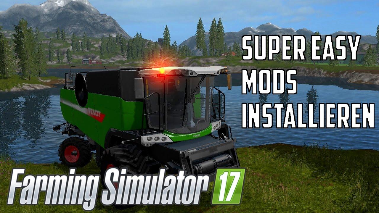 Ls17 Mods Installieren