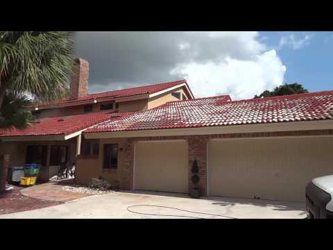 TILE ROOF PAINTING SOUTH FLORIDA FL - 561-502-ROOF