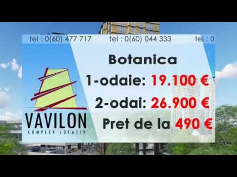 Vânzare apartamente la Chișinău. Bloc Nou Chișinău Botanica