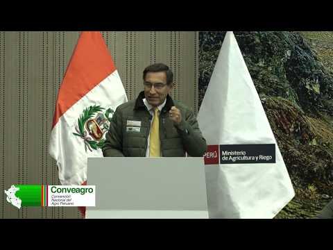 Discurso del Presidente de Perú en la Ceremonia de Lanzamiento del Decenio de la Agricultura Familiar
