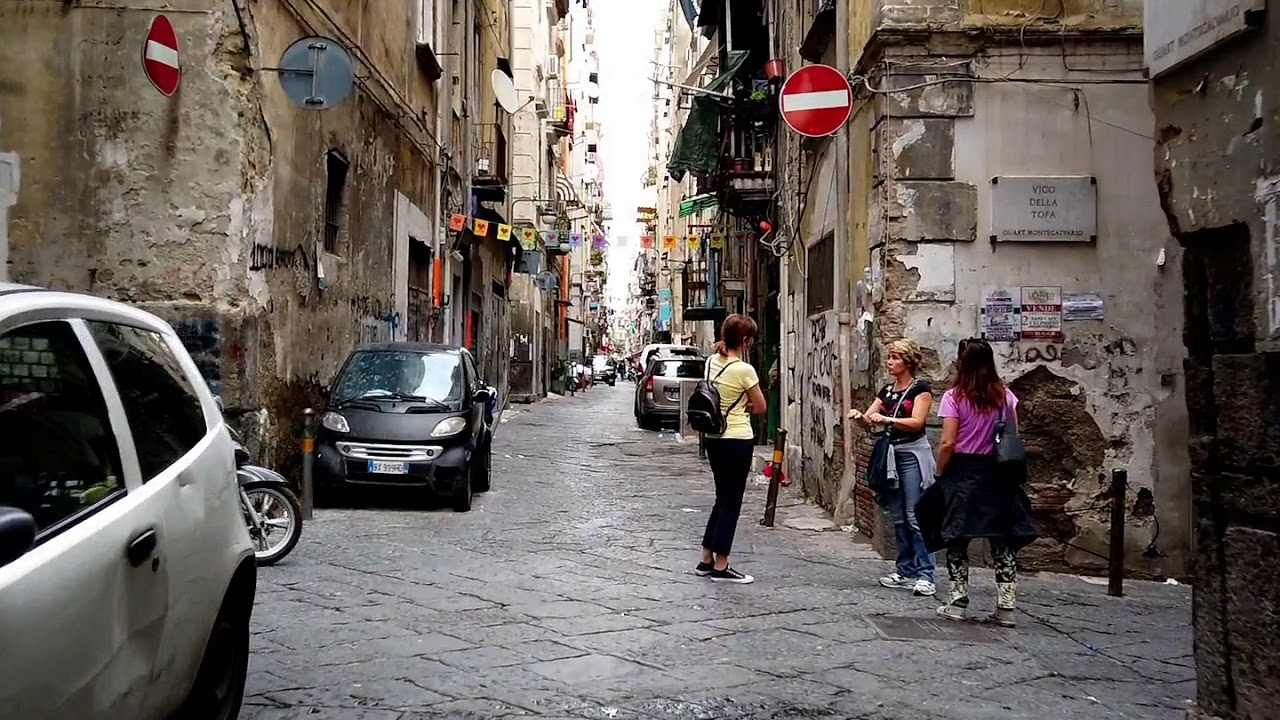 Quartieri Spagnoli Napoli Youtube
