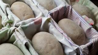 Выпечка ржаного хлеба
