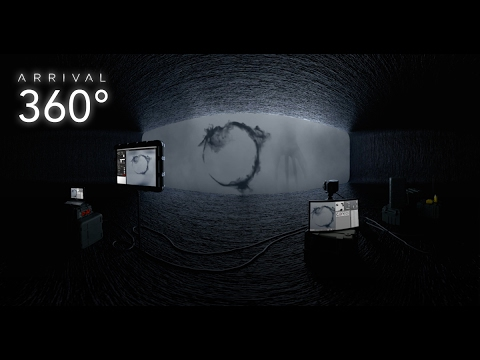 Arrival VR - 360 Immersive Experience