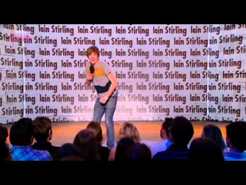 Iain Stirling on Russell Howard's Good News