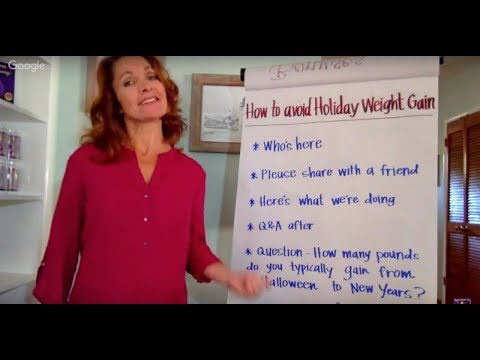 HORMONAL WEIGHT GAIN DURING THE HOLIDAYS (HOW TO AVOID IT!)