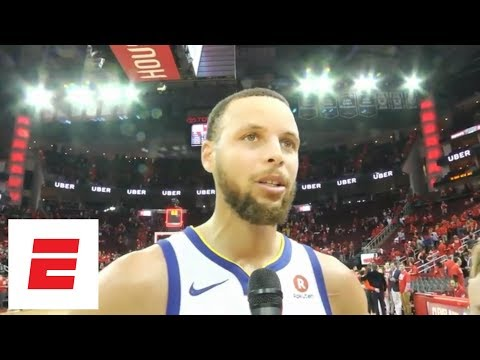Stephen Curry: 'There might not be anybody in the league' who can stop Kevin Durant   ESPN
