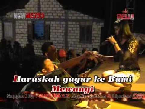 Om New METRO - HARUSKAH BERAKHIR  - YUNI [karaoke]
