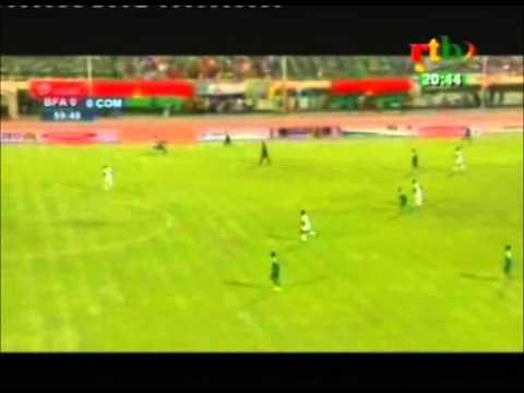 RTB/Sport- Eliminatoires CAN 2017:  le Burkina Faso bat les Comores