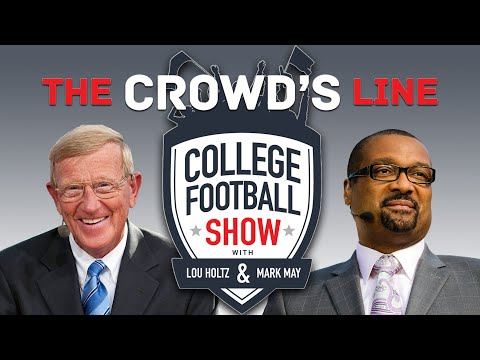 Lou Holtz and Mark May Week 10 College Football Predictions, and Week 9 Postgame Analysis