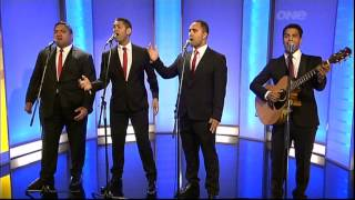 Modern Māori Quartet - Aroha Medley (Good Morning Performance)
