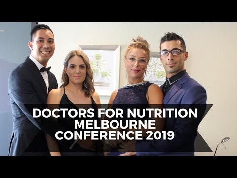 Doctors for Nutrition Melbourne 2019 Gala Night