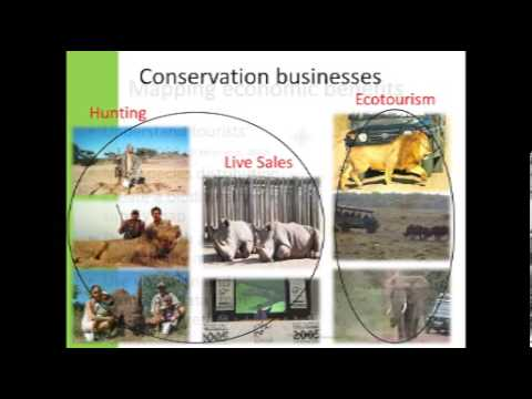 D2S8L4 Enrico di Minin Conservation Businesses and Conservation Planning