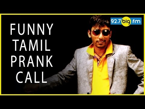 R.J. பாலாஜி - Take it Easy - Bay Of Bengal - Funny Tamil Prank Call