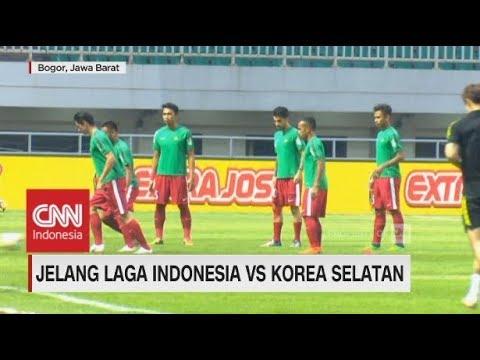 Susunan Pemain Timnas Indonesia U-23 Vs Korea Selatan